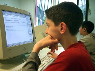 Students Studying Astronomy Online