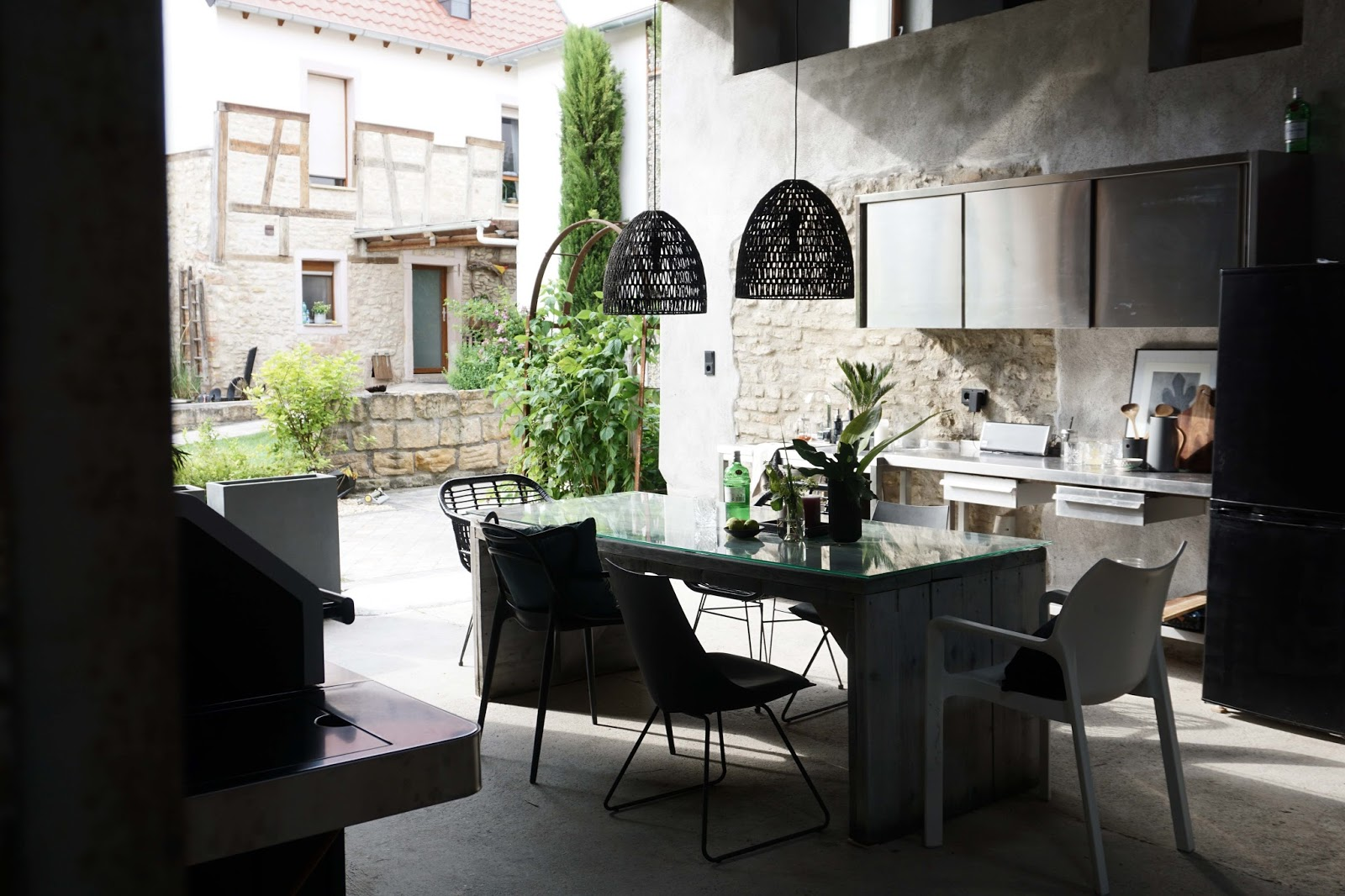 Außenküche - READY FOR SUMMER NIGHTS | S T I L R E I C H | BLOG
