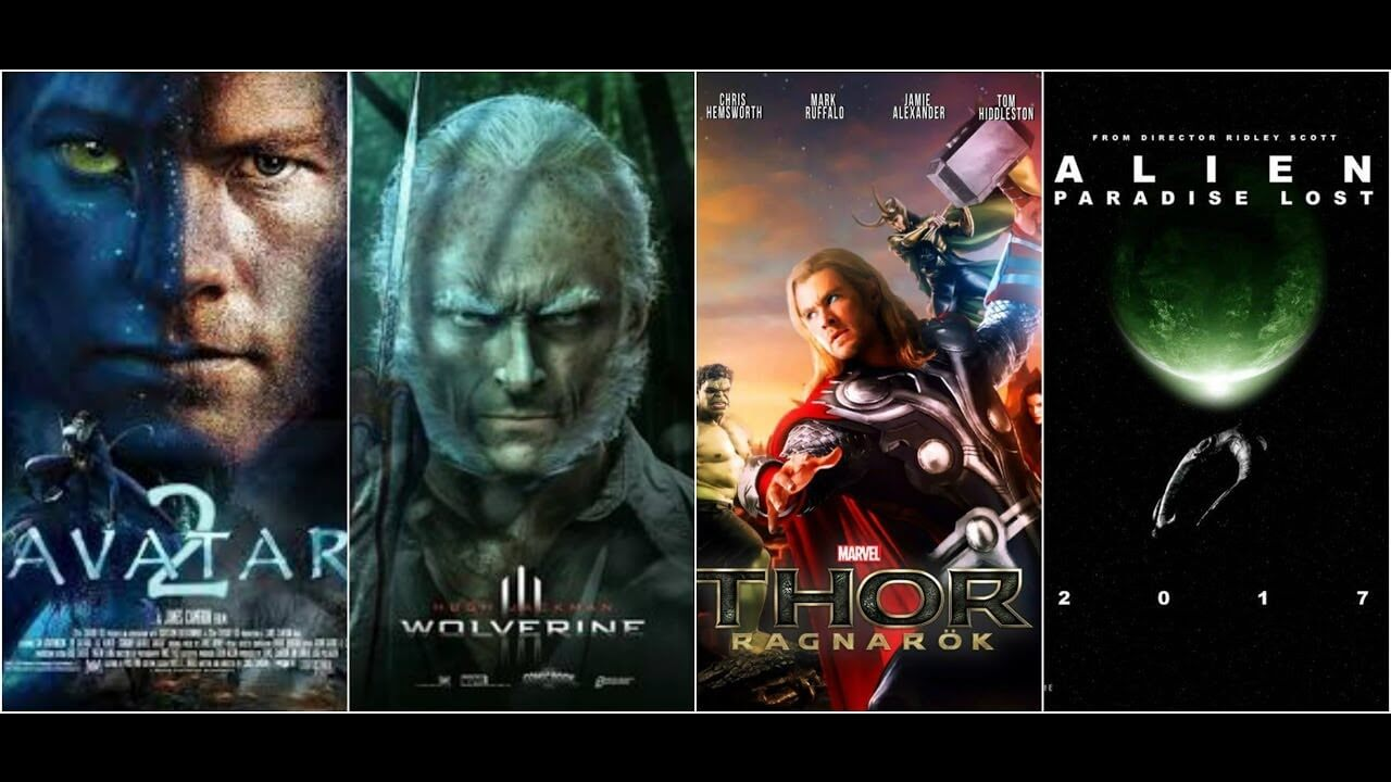 Upcoming Movies 20