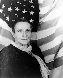 https://en.wikipedia.org/wiki/Gertrude_Stein