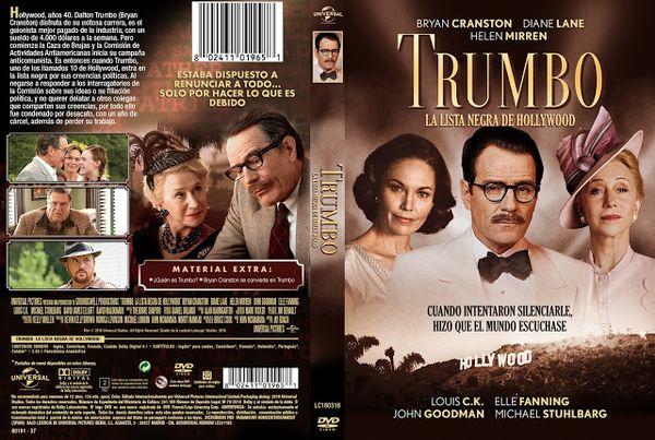 Trumbo La lista Negra De Hollywood – Castellano, Inglés – DVD9