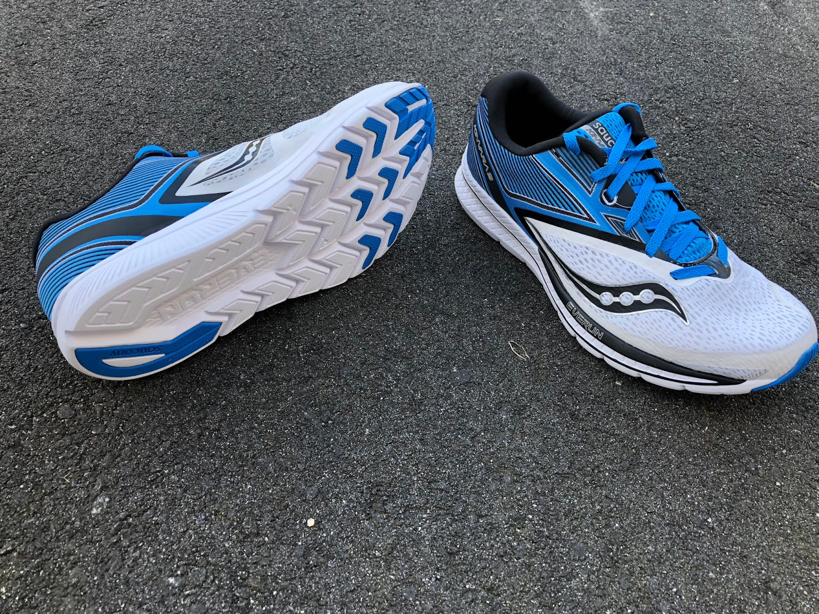 546b1d19e55 Road Trail Run  Saucony Kinvara 9 Review  At Long Last The K Shoe ...