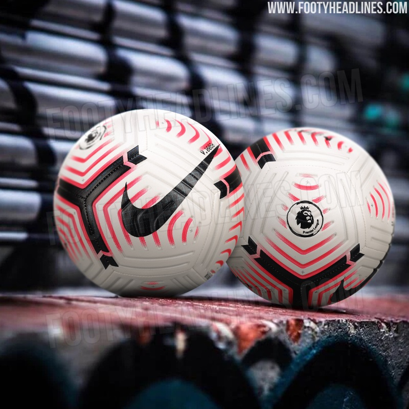 2020 2021 Premier League Ball Has Been Leaked Football Inside