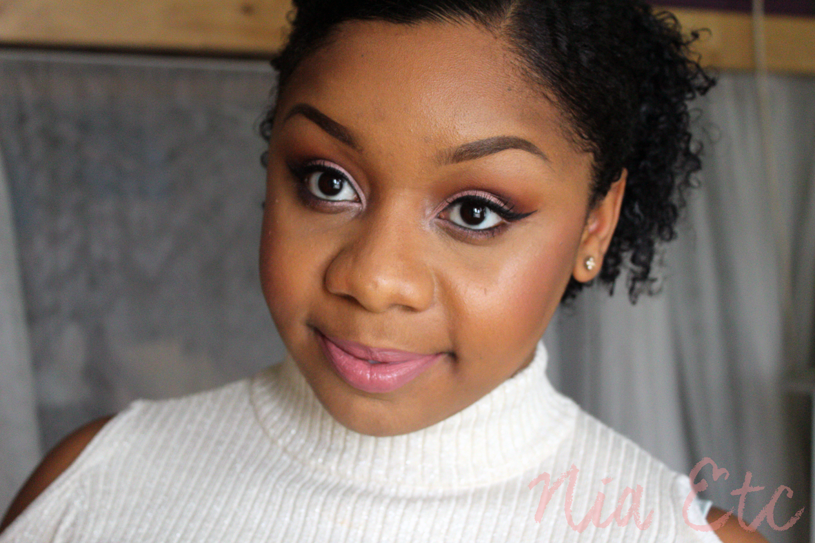 Dawn of Spring - Pink Make Up Look 9
