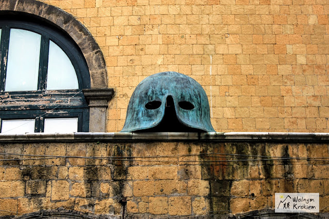 Hełm z X-menów Zamek Nuovo