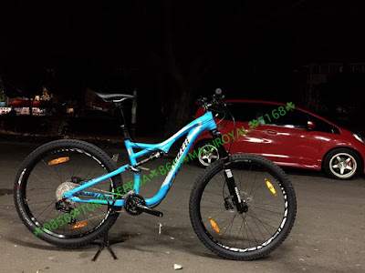 Specialized Stumpjumper Fsr Comp Evo 27.5 Inch 650B