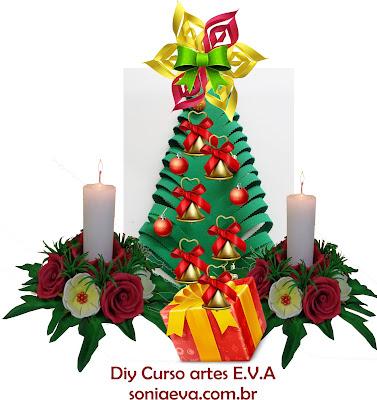 Natal é com E.V.A