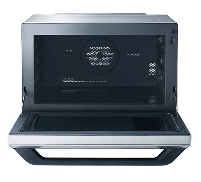 Door Open Panasonic Steam Combination Microwave NN-CS894S