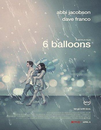 6 Balloons (2018) English 480p WEB-DL