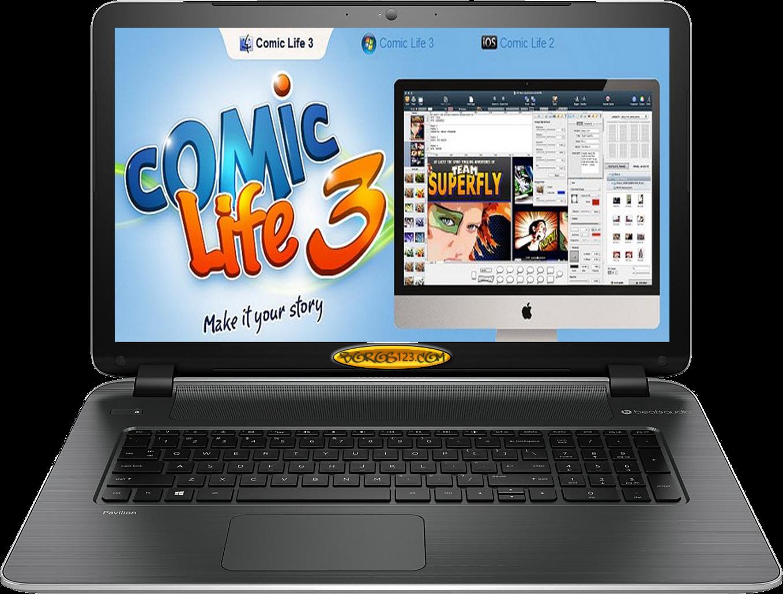 Download] Comic Life 134 Portable [2016 version