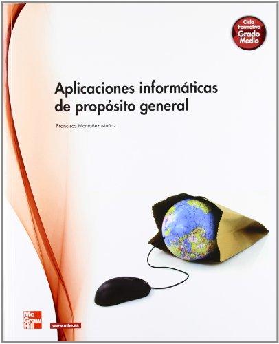 Aplicaciones informáticas de propósito general – Francisca Montañez Muñoz