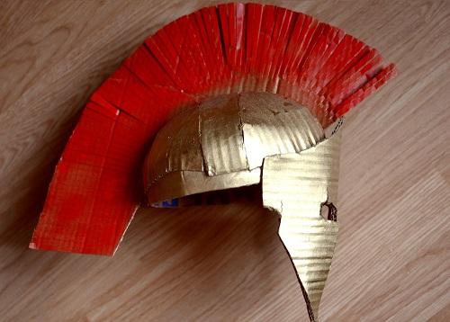 spartanska prilba