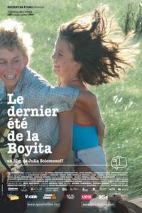 Poster The Last Summer of La Boyita