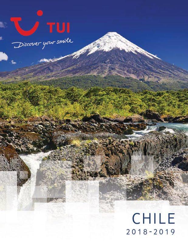 Catálogo TUI Ambassador Circuitos Chile 2018-19