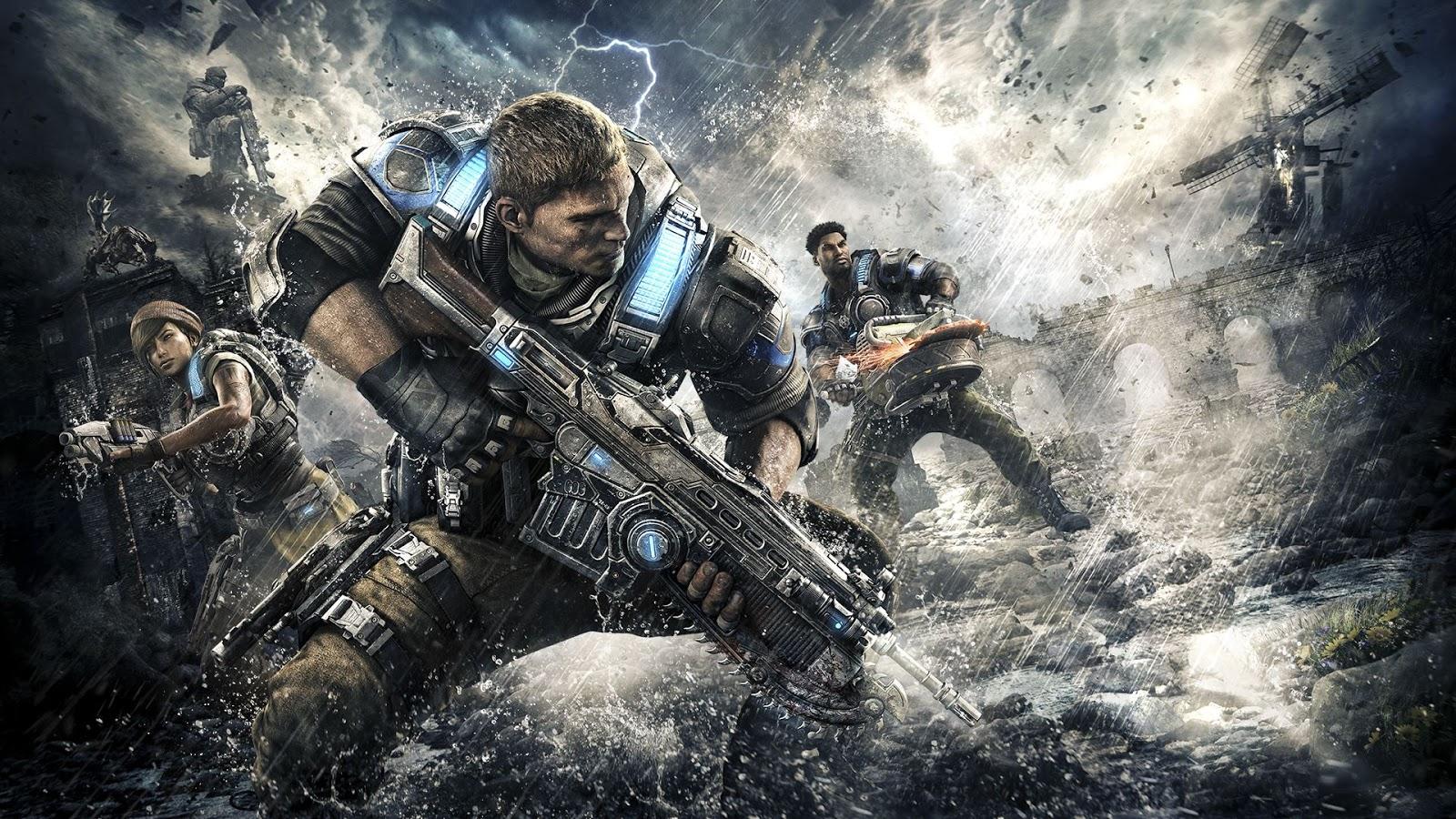 Gears of war setup exe download