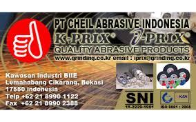 Job Loker Staff Quality Control Cikarang PT Cheil Abrasive Indonesia