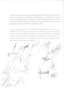 Compañeros, adjuntamos las actas del acuerdo paritario