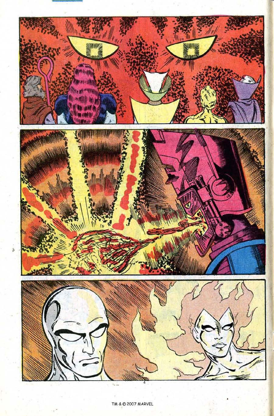 Read online Silver Surfer (1987) comic -  Issue #10 - 6