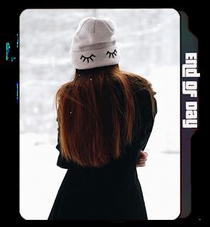 Brunette girl icon, cool girl, snow girl icon, snow icon, brunette girl, girl icons