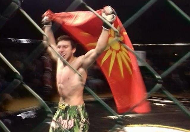 MMA: Makedonier erledigt Kroaten in Vier Sekunden