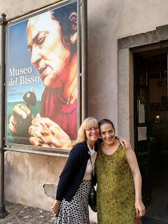 Christine & Maestro Chiara Vigo