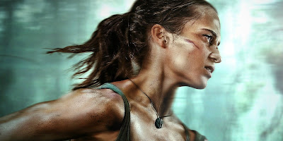 Review de TOMB RAIDER (2018) de Roar Uthaug con Alicia Vikander.