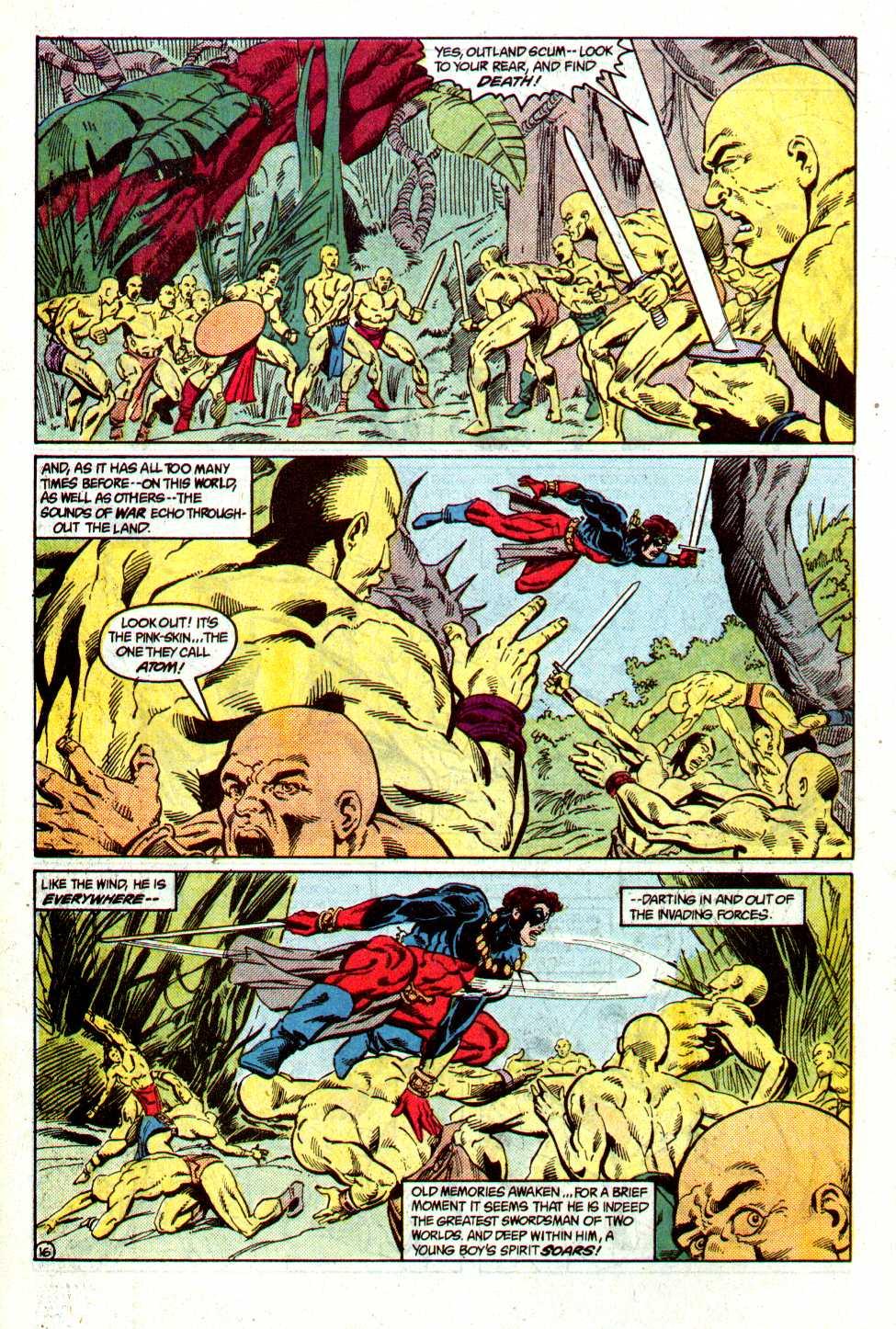 Read online Secret Origins (1986) comic -  Issue #29 - 18