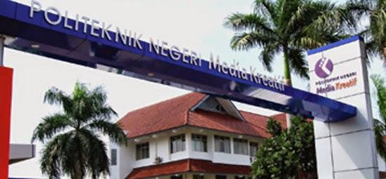 Informasi Untuk  Pendaftaran Untuk Calon Mahasiswa Baru Politeknik Negeri Media Kreatif 2017-2018