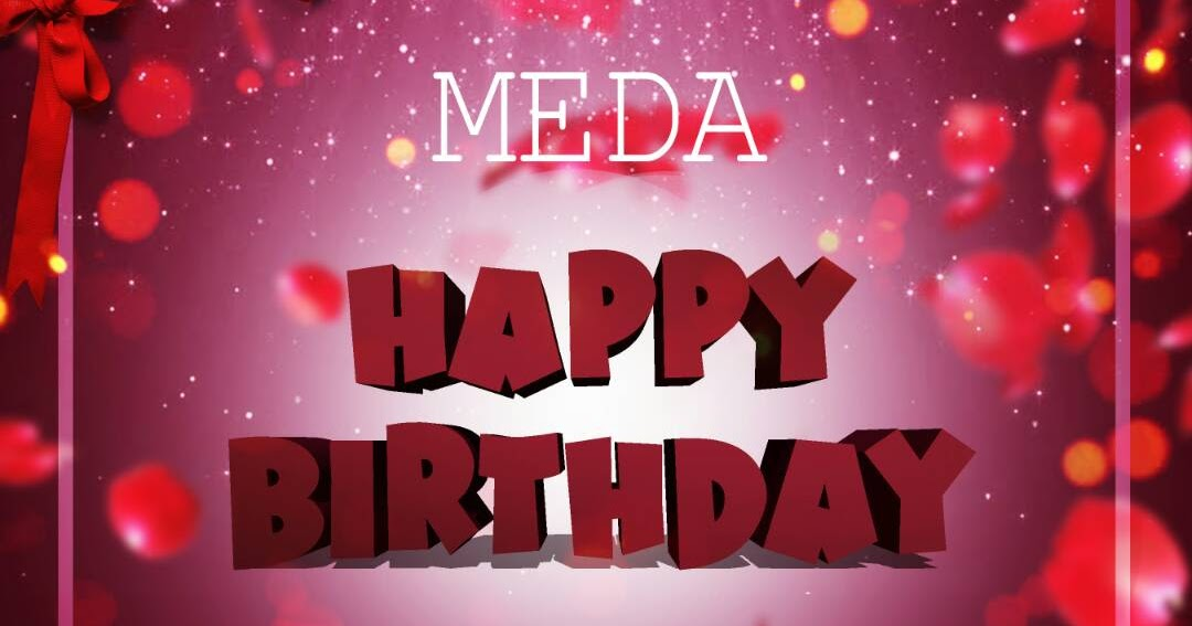 AUDIO | Meda - HAPPY BIRTHDAY | Download - DJ Mwanga