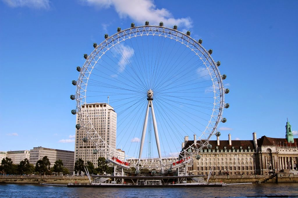 O que fazer em Londres London Eye