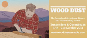 Upcoming Events....Come see me at Wood Dust, 20-21 of October, 2018
