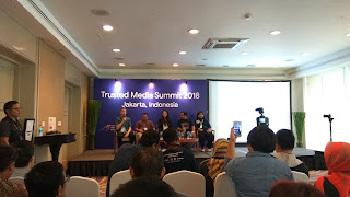 Pembukaan Trusted Media Summit 2018