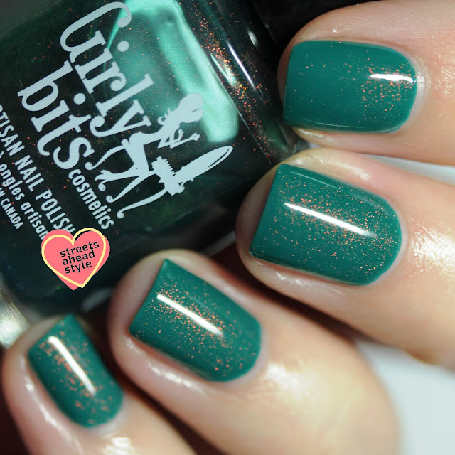 Girly Bits Stalk Market swatch by Streets Ahead Style