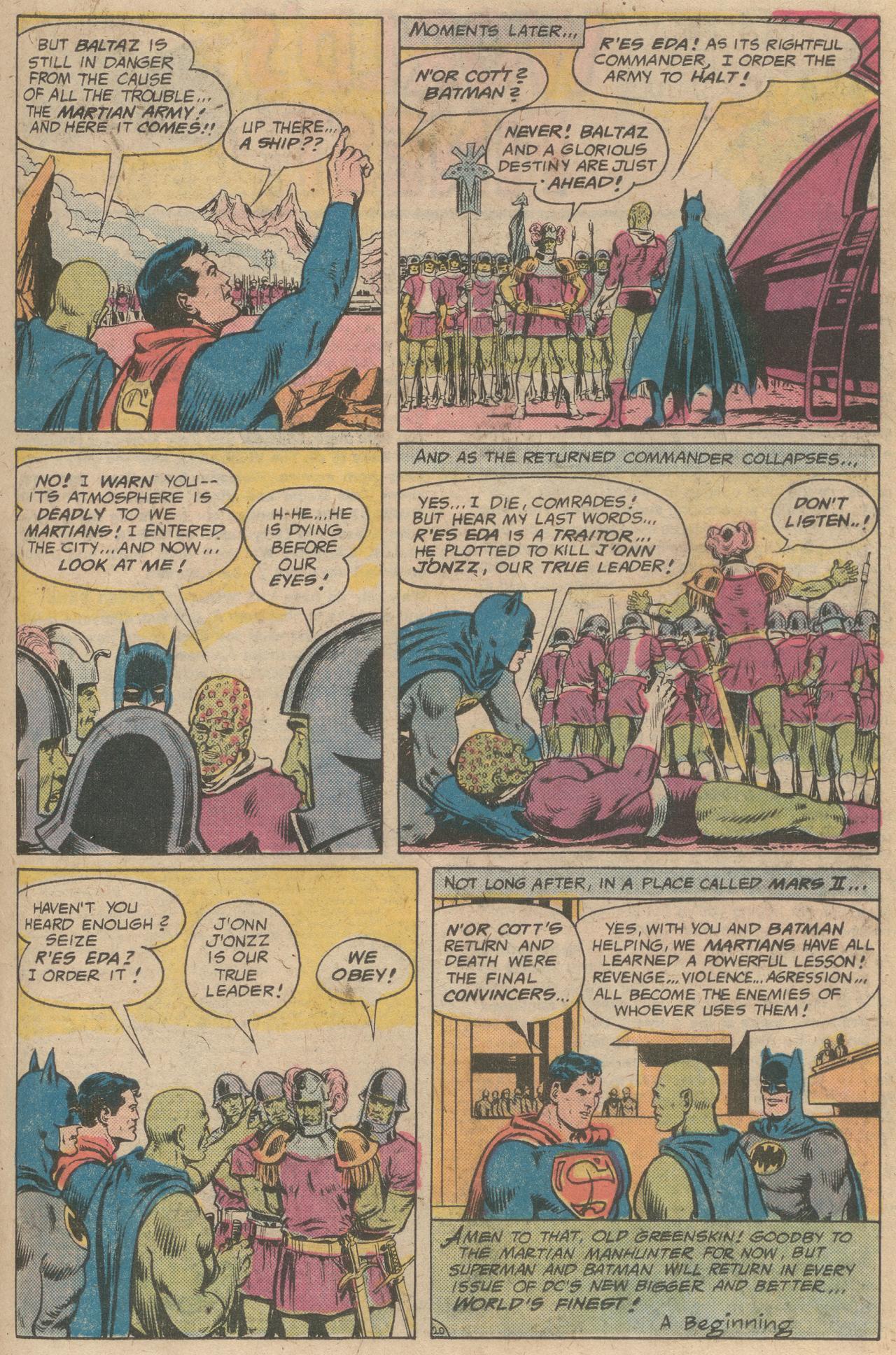 Read online World's Finest Comics comic -  Issue #245 - 22