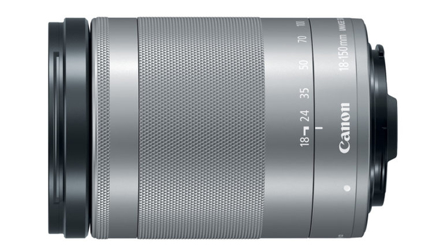 EF-M 18-150mm IS STM 8.3 倍高倍變焦鏡頭