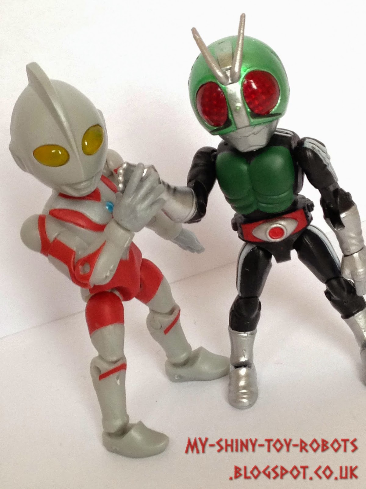 With 66action Kamen Rider 1