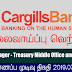 Vacancy In Cargills Bank   Assistant Manager - Treasury Middle Office and Market Risk