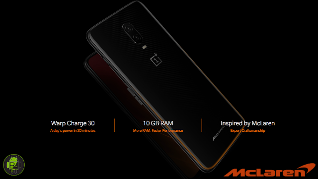 OnePlus 6T McLaren Edition Launched With 10GB RAM & Wrap Charge | Robofinder