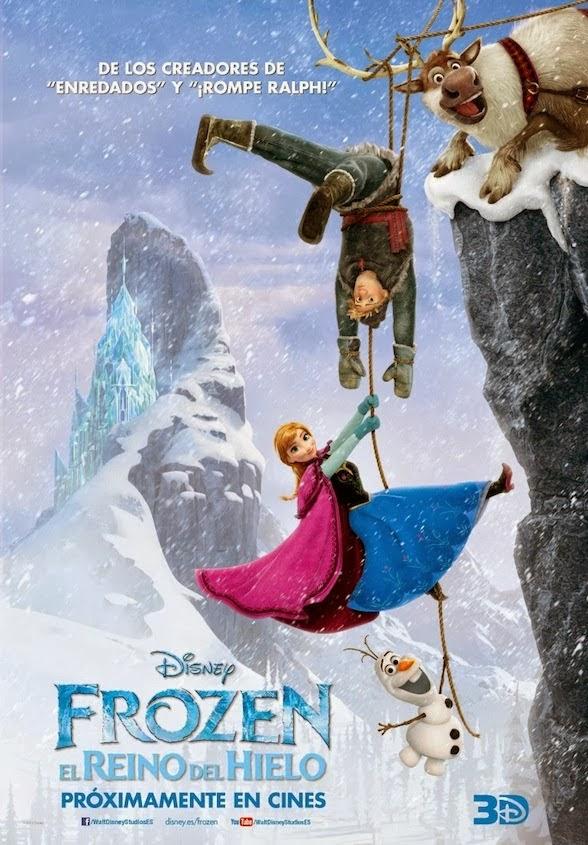 Frozen: El reino del hielo 2013 Online en español