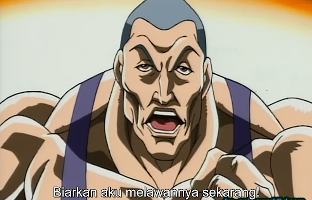 Baki The Grappler Episode 39 Subtitle Indonesia