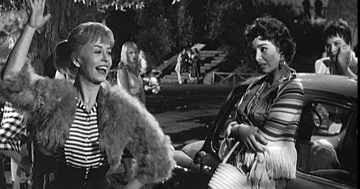 Image result for nights of cabiria
