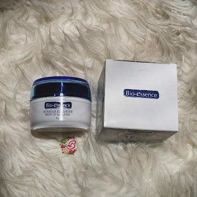 moisturizer gel
