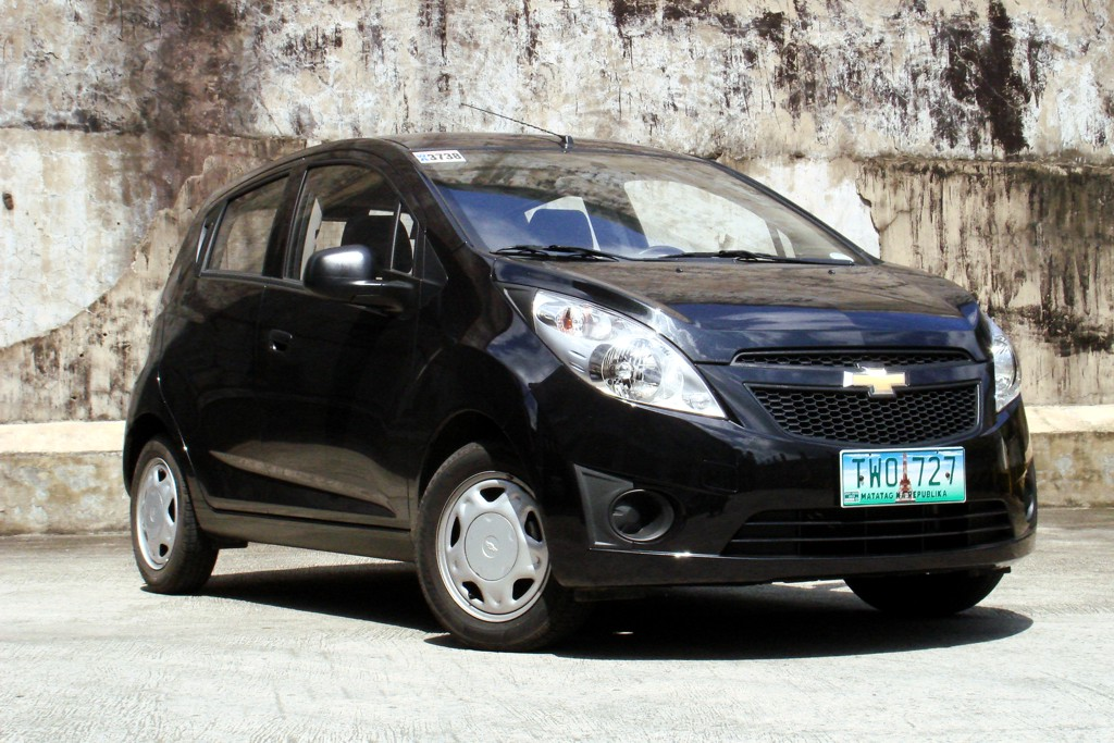 Review 2012 Chevrolet Spark 10 Lt At Philippine Car News Car