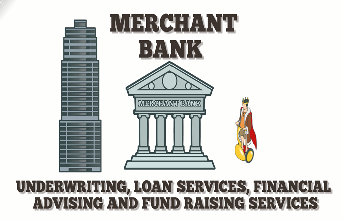 a study on a merchant bank Introduction: merchant banking, as the term has evolved in europe from the 18th century to today, pertained to an individual or a banking house whose primary function was to facilitate the business process between a product and the financial requirements for its development.
