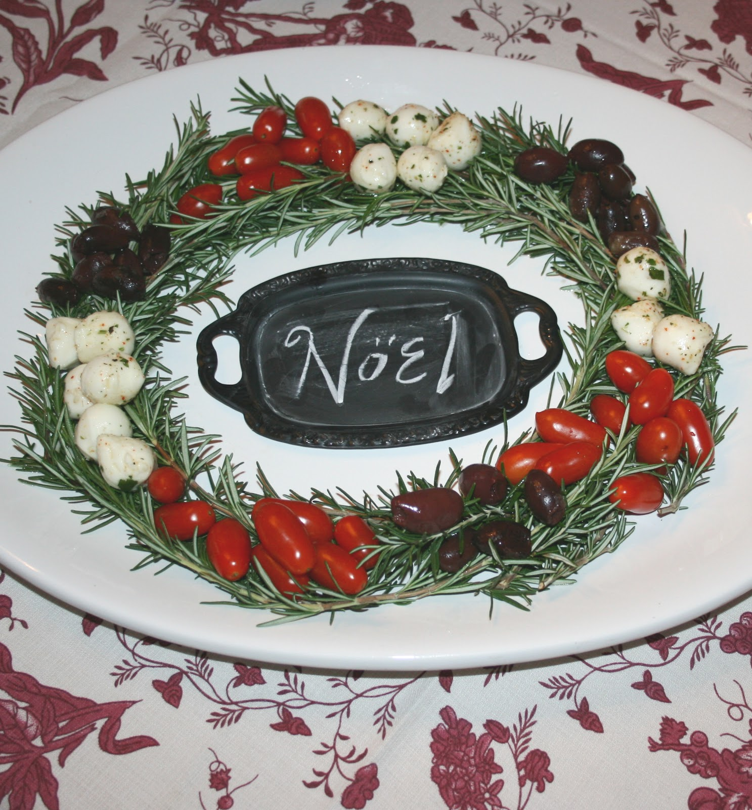 Ciao! Newport Beach: Christmas Appetizer Italian Style