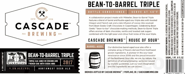 Cascade & Mikkeller Collaborate On Bean-To-Bean Triple