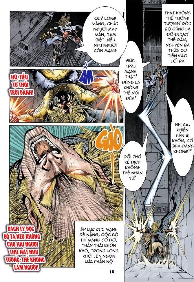 Đại Đường Uy Long chapter 50 trang 10