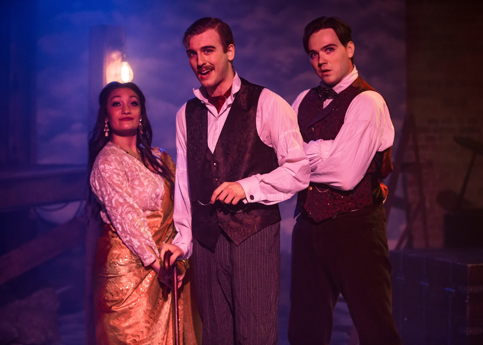 talk stagey to me review around the world in 80 days union theatre