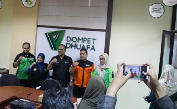 Tim Medis Dompet Dhuafa Dipukuli Oleh Oknum Polisi