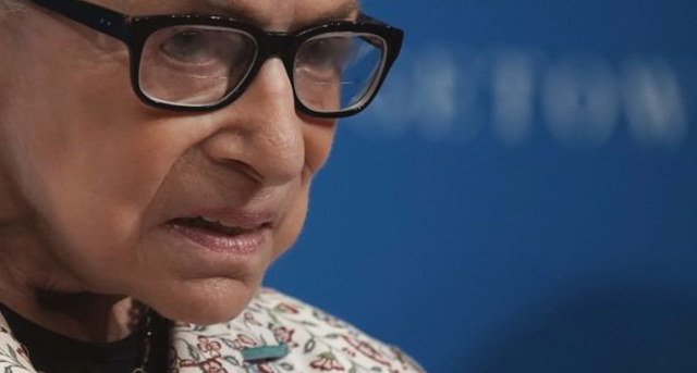 Supreme Court Justice Ruth Bader Ginsburg, 85, undergoes lung procedure to remove cancerous growth